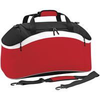 Sacs Sacs de sport Bagbase BG572 Rouge/Noir/Blanc