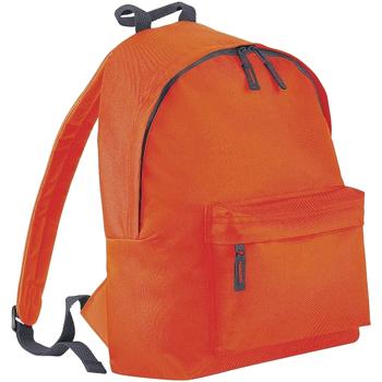 Sacs Sacs à dos Bagbase BG125J Orange/Graphite