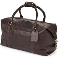 Sacs Sacs de voyage Eastern Counties Leather  Marron