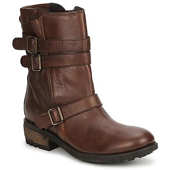 Bottines / Boots Liebeskind ROMUALD Marron 350x350