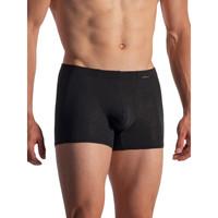 Sous-vêtements Homme Boxers Olaf Benz Shorty coton bio RED1967 Noir