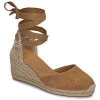 Chaussures Femme Sandales et Nu-pieds Castaner CARINA Camel