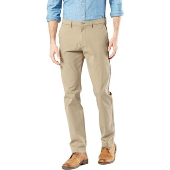 Vêtements Homme Chinos / Carrots Dockers SMART 360 CHINO beige
