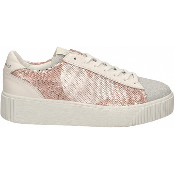 Chaussures Femme Baskets basses Nira Rubens COSMOPOLITAN CUORE SPARKLE pink