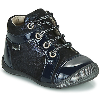Chaussures Fille Baskets montantes GBB OMANE Marine