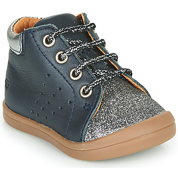 Chaussures Fille Baskets montantes GBB NAHIA Bleu