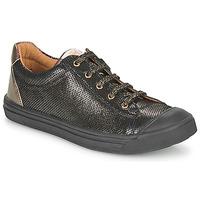 Chaussures Fille Baskets basses GBB MATIA Noir