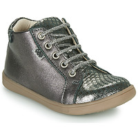 Chaussures Fille Baskets montantes GBB FAMIA Gris