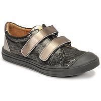 Chaussures Fille Baskets basses GBB NOELLA Noir