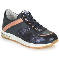 Chaussures Fille Baskets basses GBB LELIA Marine