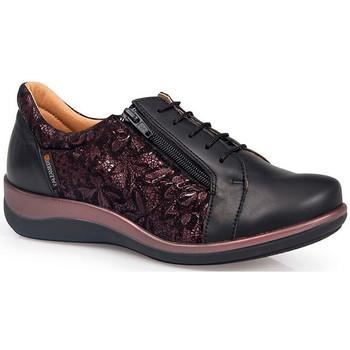Chaussures Femme Derbies & Richelieu Calzamedi Chaussures  ADAPTABLE BORDEAUX