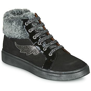 Chaussures Fille Baskets montantes GBB NUMA Noir