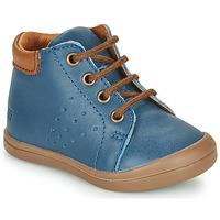 Chaussures Garçon Boots GBB TIDO Bleu