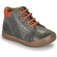 Chaussures Garçon Baskets montantes GBB TIDO Gris