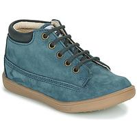 Chaussures Garçon Boots GBB NORMAN Bleu