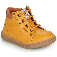 Chaussures Garçon Boots GBB FOLLIO Jaune