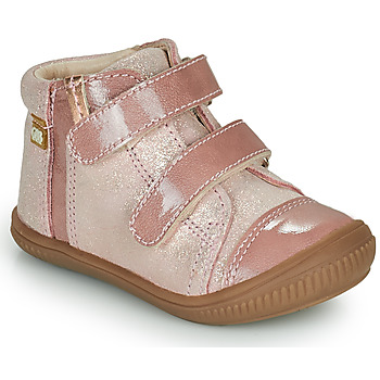 Chaussures Fille Baskets montantes GBB ODITA Rose