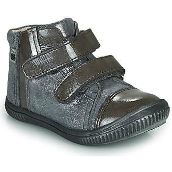 Chaussures Fille Baskets montantes GBB ODITA Gris