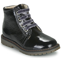 Chaussures Fille Boots GBB NAREA Noir