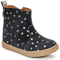 Chaussures Fille Boots GBB ERNA Marine