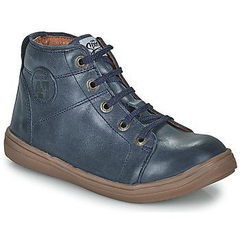 Chaussures Garçon Baskets montantes GBB KELIG Bleu