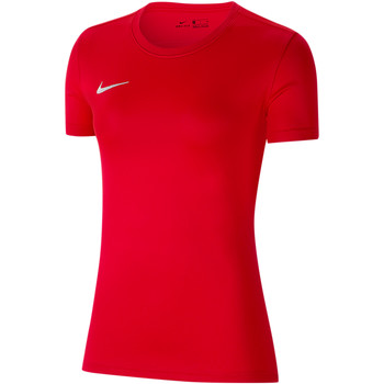 Vêtements Femme T-shirts manches courtes Nike Dry Park VII SS Jersey Women Rot