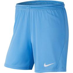Vêtements Femme Shorts / Bermudas Nike Park III Knit Short NB Women Blau