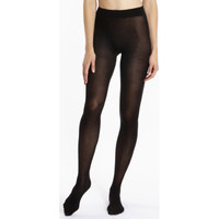 Sous-vêtements Femme Collants & bas Le Bourget Collant opaque coton bio 60D Noir
