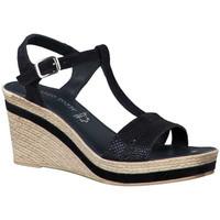 Chaussures Femme Espadrilles Marco Tozzi 28340-24 bleu