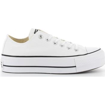 Chaussures Femme Baskets basses Converse CTAS LIFT OX 560251C blanc