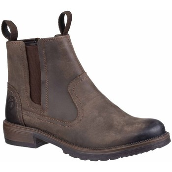Chaussures Femme Boots Cotswold  Marron