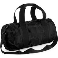 Sacs Sacs de voyage Bagbase BG173 Noir camouflage
