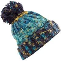 Accessoires textile Femme Bonnets Beechfield B486 Bleu nuit