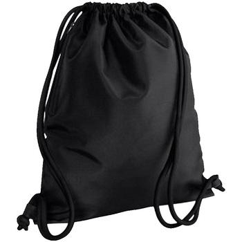 Sacs Enfant Sacs de sport Bagbase BG110 Noir / noir