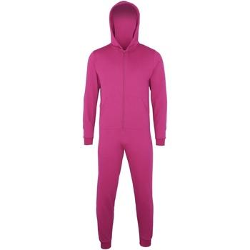 Vêtements Enfant Pyjamas / Chemises de nuit Colortone CC01J Rose foncé