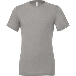 Vêtements Homme T-shirts manches courtes Bella + Canvas Triblend Gris sport