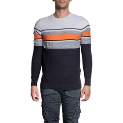 Vêtements Homme Pulls Deeluxe Pull TEKA Orange