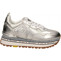 Chaussures Femme Baskets basses Liu Jo Sport Shoes MAXI ALEXA 00532-metallic-silver