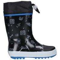 Chaussures Garçon Bottes de pluie Gioseppo 56999 Niño Negro noir