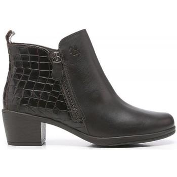 Chaussures Femme Bottines 24 Hrs 24 Hrs mod.21596 Marron