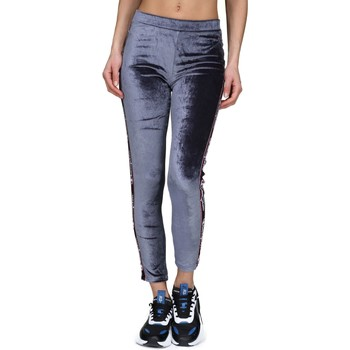 Vêtements Femme Leggings Champion Legging en velours Bleu