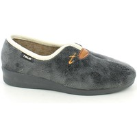Chaussures Femme Chaussons Tiglio 580.28_39 Gris
