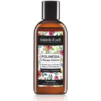 Beauté Shampooings Nuggela & Sulé Polinesia Keratina Champú Nuggela & Sulé 100 ml