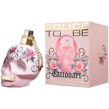 Beauté Femme Eau de parfum Police To Be Tattoo Art For Woman Edp Vaporisateur