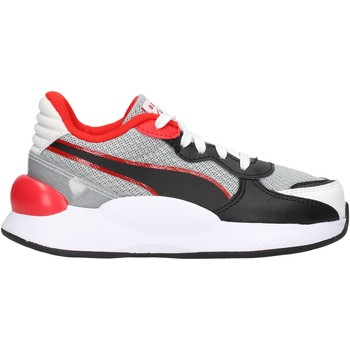 Chaussures Garçon Baskets basses Puma - Rs 9.8 player grigio/nero 371491-02 GRIGIO