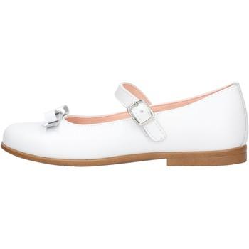 Chaussures Fille Ballerines / babies Pablosky - Ballerina bianco 338608 BIANCO
