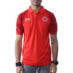 Vêtements Homme Polos manches courtes Hungaria H-664711-70 Rouge