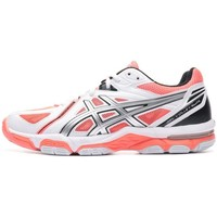 Chaussures Femme Sport Indoor Asics B550N-0193 Orange