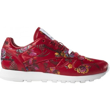 Chaussures Femme Baskets basses Reebok Sport Classic Leather Opening Ceremony Rouge