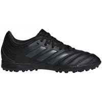 Chaussures Enfant Football adidas Originals Copa 19.3 TF Junior Noir